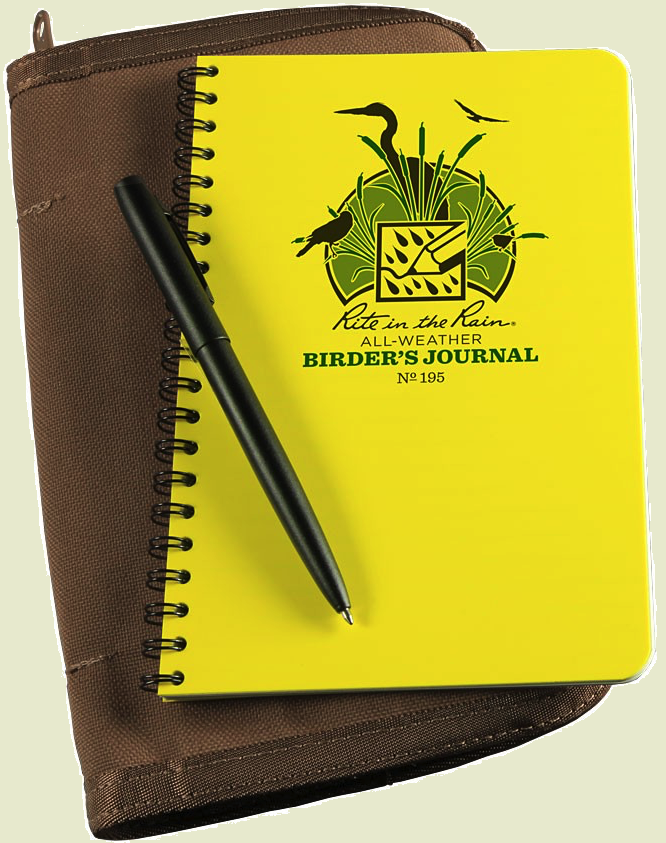 birding journal kit fundoWEB