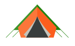 camping icon collection 1 barraca