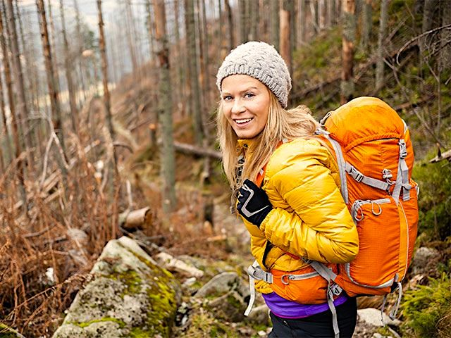 appalachian hiking gear backpacking women