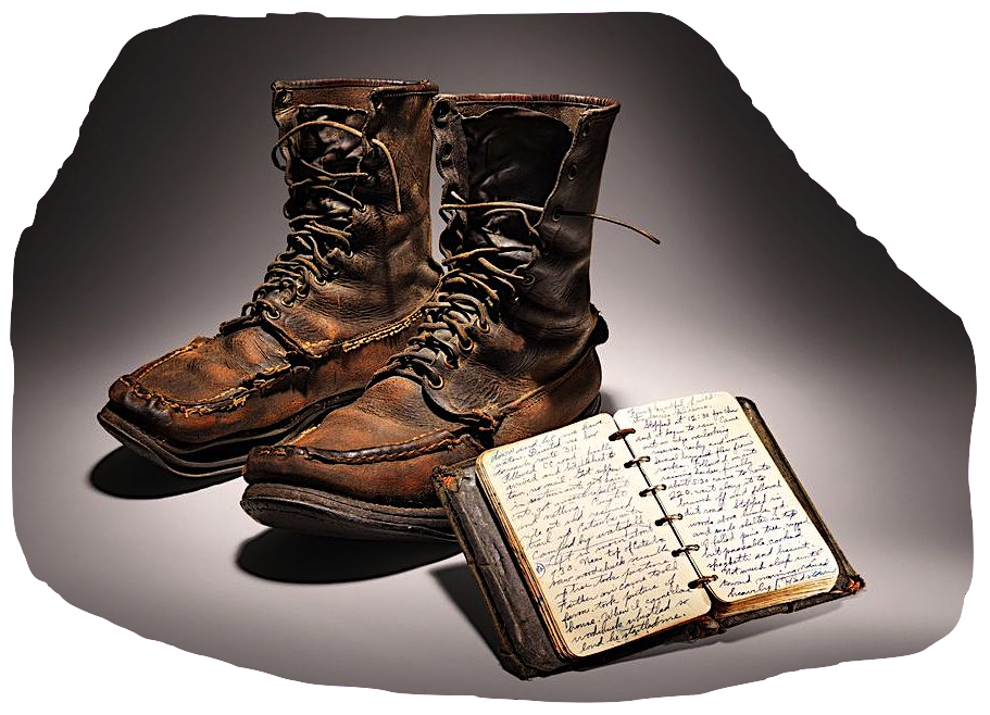 appalachian earl shaffer book boots